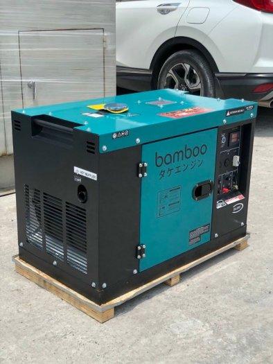 Nhà phân phối máy phát điện Bamboo chạy dầu 8kva giá tốt nhất1