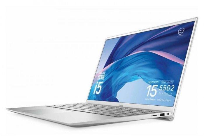 Dell Inspiron 5502 Gen 11th Core™ i5-1135G7 / RAM 8GB / SSD 256GB / FHD NEW FullBox13