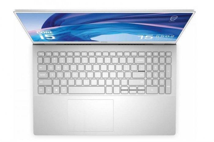 Dell Inspiron 5502 Gen 11th Core™ i5-1135G7 / RAM 8GB / SSD 256GB / FHD NEW FullBox12