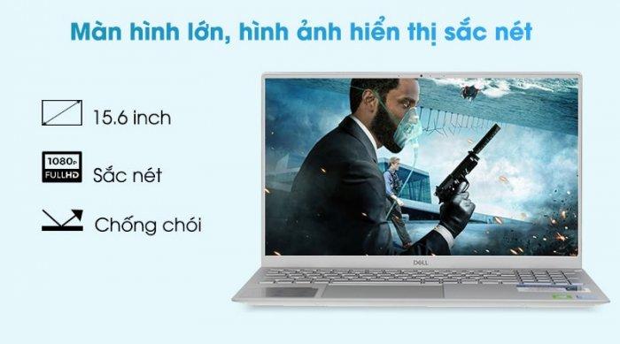 Dell Inspiron 5502 Gen 11th Core™ i5-1135G7 / RAM 8GB / SSD 256GB / FHD NEW FullBox10