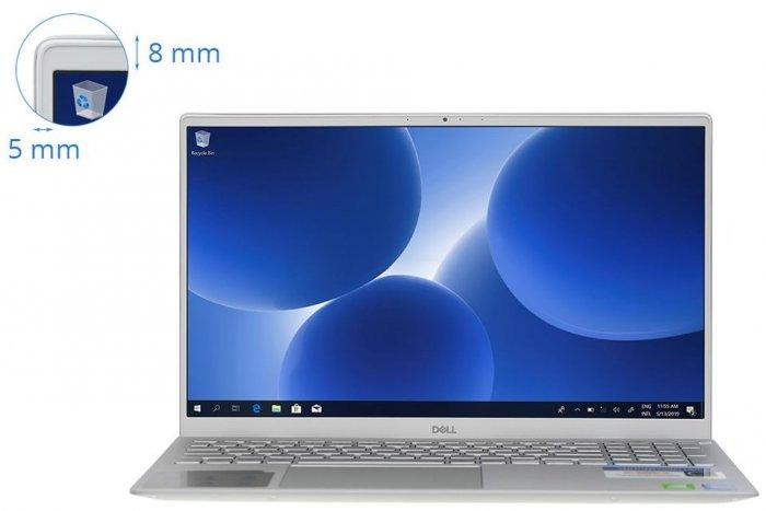 Dell Inspiron 5502 Gen 11th Core™ i5-1135G7 / RAM 8GB / SSD 256GB / FHD NEW FullBox3