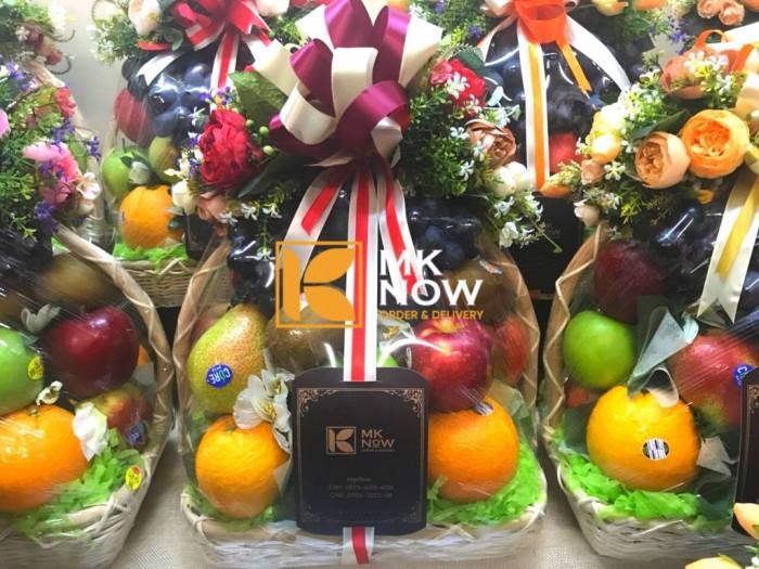 Quà tặng trái cây, quà sinh nhật nhân viên công ty