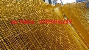 Sản xuất hàng rào thép nhúng nhựa, hàng rào sơn tĩnh điện2