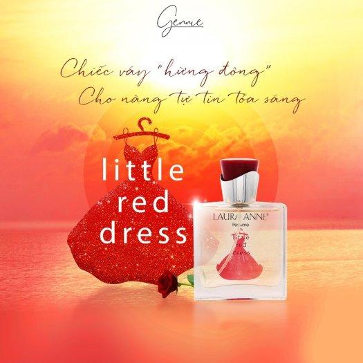 Nước hoa nữ Laura Anne Little Red Dress 50ml1
