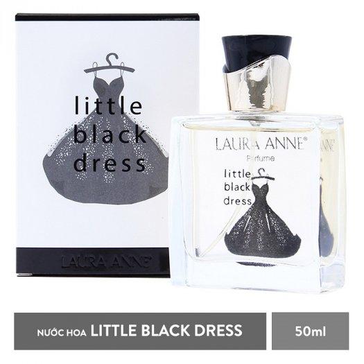 Nước hoa nữ Laura Anne Little Black Dress 50ml0