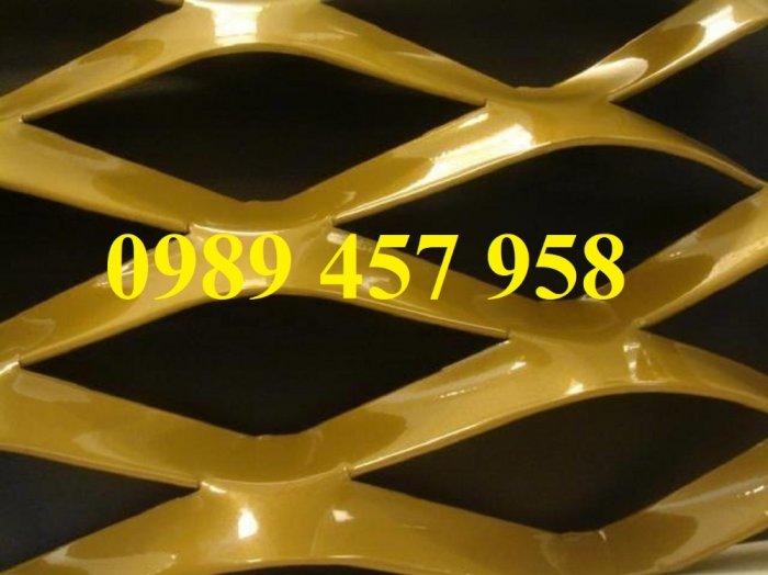 Lưới mắt cáo mạ kẽm nhúng nóng 20x40, 30x60, 36x101 theo đơn hàng mới 100%3