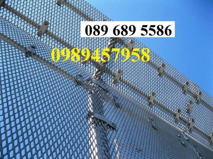 Lưới mắt cáo mạ kẽm nhúng nóng 20x40, 30x60, 36x101 theo đơn hàng mới 100%2