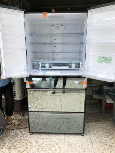 Tủ lạnh HITACHI R-WXC74N date 2021 -735Lít  ,mới 100% FULL BOX2