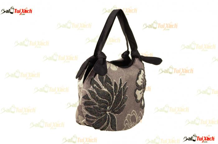 Túi xách vải hàng xuất khẩu - BLTX01 - Mẫu 6