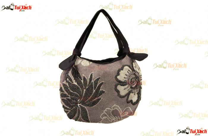 Túi xách vải hàng xuất khẩu - BLTX01 - Mẫu 1