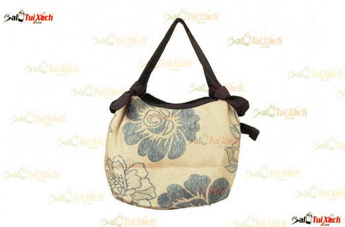 Túi xách vải hàng xuất khẩu - BLTX01 - Mẫu 3