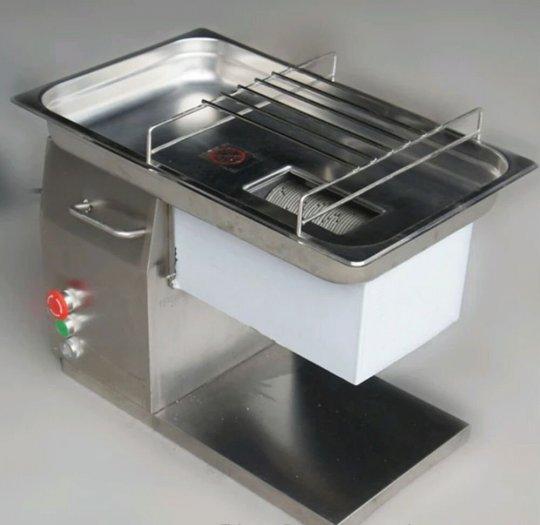 Máy thái thịt bò, lợn tươi sống, máy thái thịt công suất lớn QX-2500