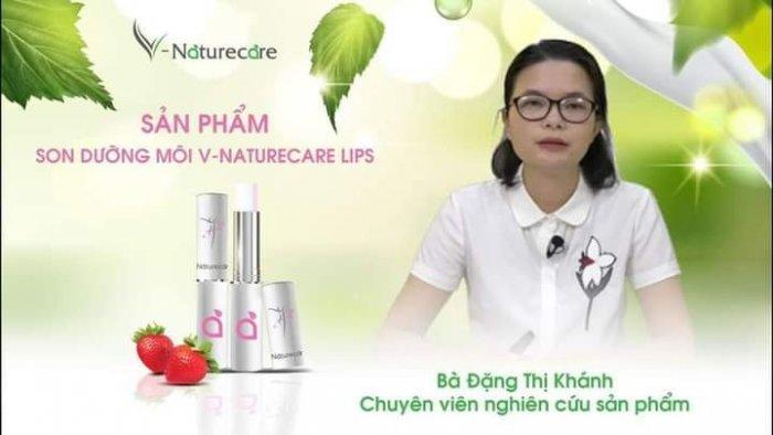 Son dưỡng môi từ thiên nhiên V-Natucare lips0