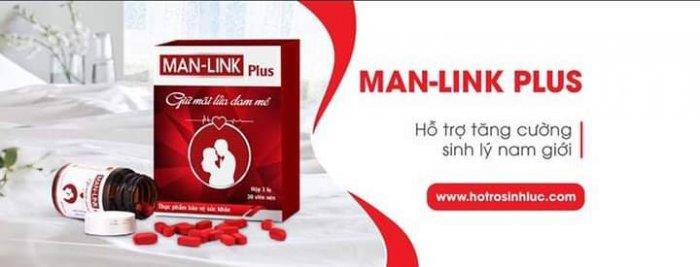 Manlink plus Giữ mãi lửa đam mê, Tăng Cường Sinh Lí Phái Mạnh , Kéo Dài khoảnh khắc4