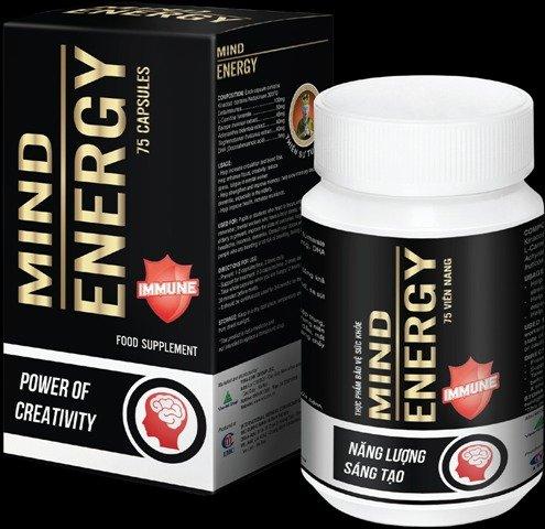 Mind Energy Tăng cường Chức Năng cho Não, Cải thiện trí não, lưu thông máu tốt2