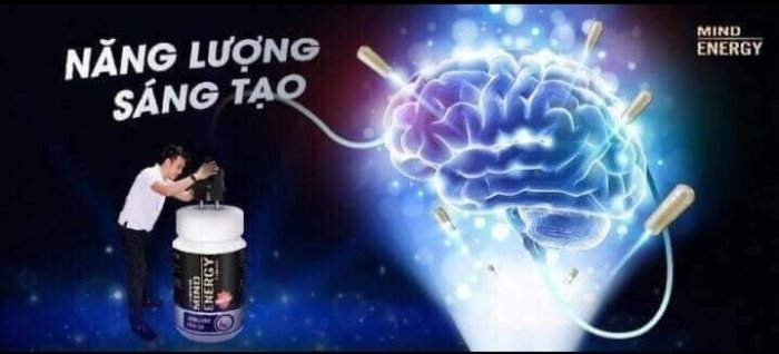 Mind Energy Tăng cường Chức Năng cho Não, Cải thiện trí não, lưu thông máu tốt1