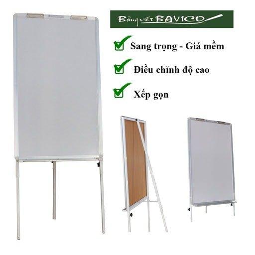 Bảng Flipchart 3 Chân Viết Bút Lông Poly Taiwan4