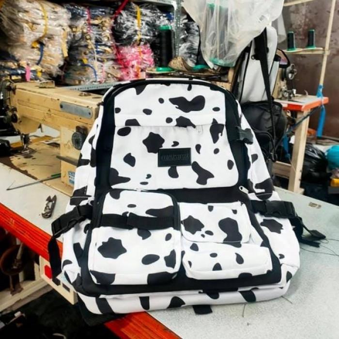 Balo bò sữa - cặp sách bò sữa - BLTX08 - Ảnh: 6