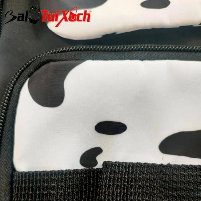 Balo bò sữa - cặp sách bò sữa - BLTX08 - Ảnh: 8