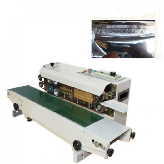 Máy hàn mép túi liên tục FR9000