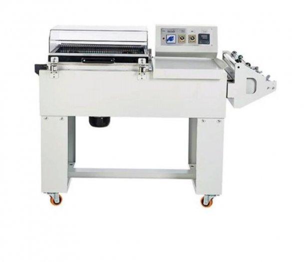 Máy cắt dán và co màng 2 trong 1 FM55400