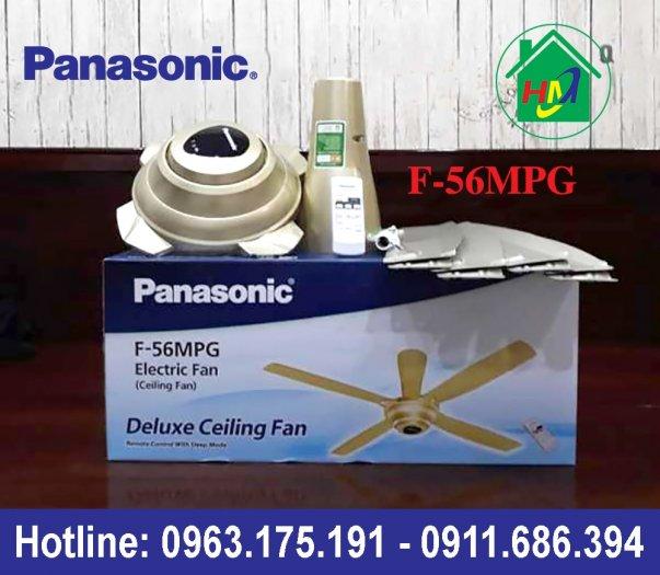 Quạt Trần 4 Cánh Điều Khiển Cao Cấp Panasonic F-56MPG5