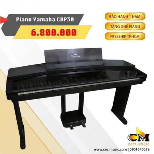 Piano Yamaha CVP30 đa chức năng chơi được Organ0