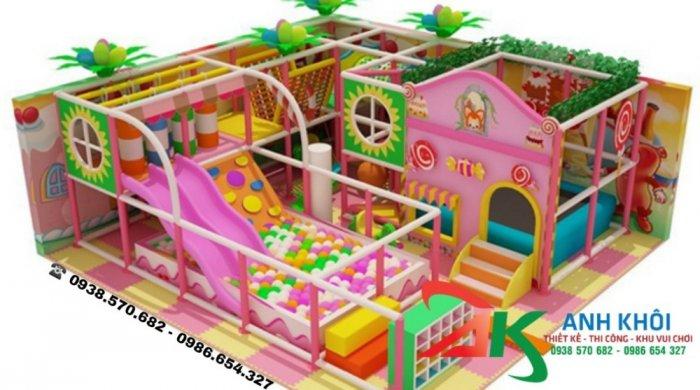 Khu vui chơi,cung cấp lắp đặt khu vui chơi trẻ em giá rẻ nhất0