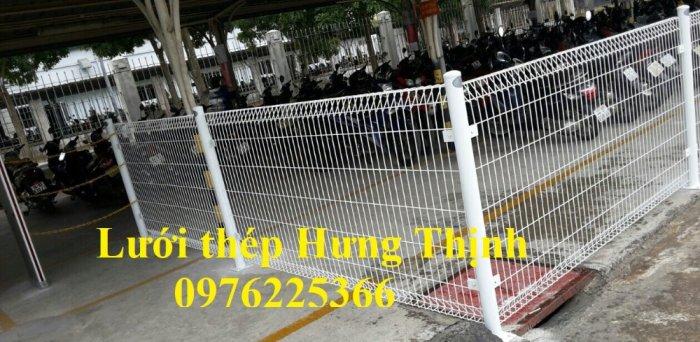Lưới thép hàng rào chấn sóng D5 A50x200, D4 A50x15011