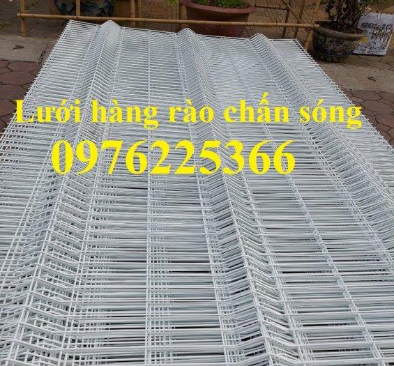 Lưới thép hàng rào chấn sóng D5 A50x200, D4 A50x1501