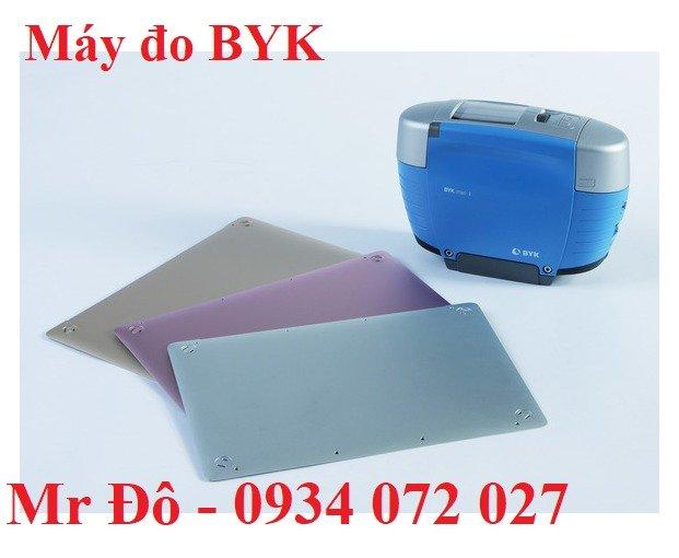 Máy đo màu sắc BYK | Đo độ dày và độ bóng5