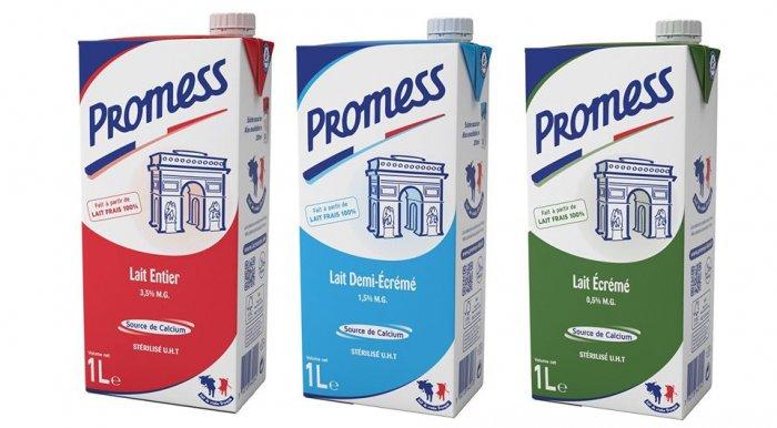 Sữa Tươi Tiệt Trùng Promess Nhập Khẩu Từ Pháp1