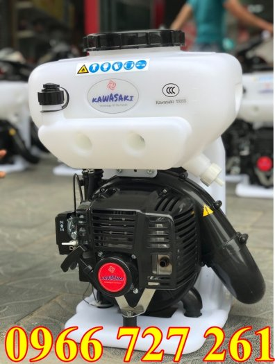 Máy phun xạ phân, máy phun khử trùng phòng dịch Kawasaki KS505