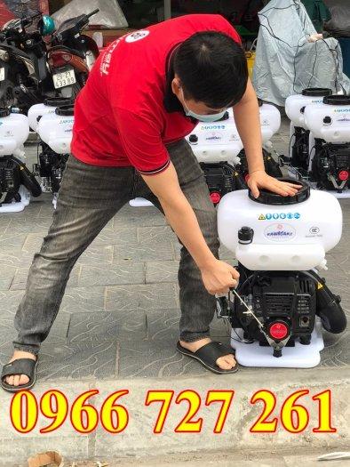 Máy phun xạ phân, máy phun khử trùng phòng dịch Kawasaki KS504
