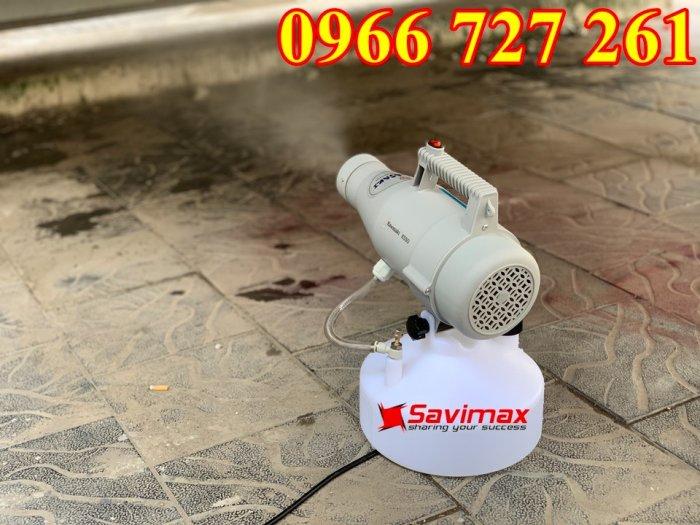 Máy phun sương khử trùng, máy phun sương siêu mịn ULV Kawsaki KS505