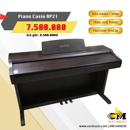 Piano Casio AP21 thiết kế tinh xảo0