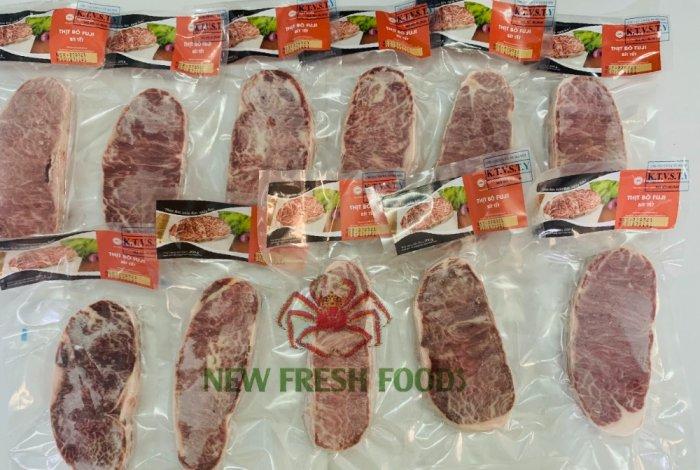 Thăn Ngoại Bò Fuji Nhật Bản - New Fresh Foods4