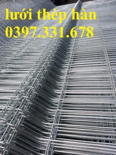Lưới thép hàn mạ kẽm phi 3, phi 4, phi 5 ô 50x50, 100x100, 150x150, 200x200 giá sỉ1