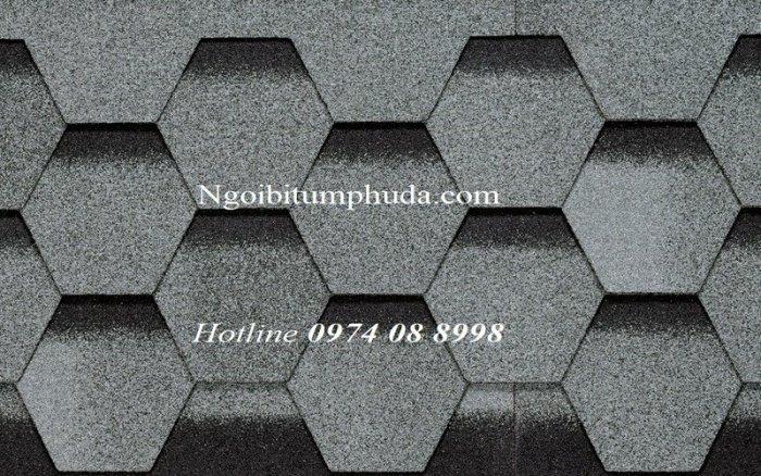 Tấm lợp bitum nhập khẩu thổ nhĩ kỳ, tấm lợp bitum dán mái giả ngói đá lai châu giá tốt12