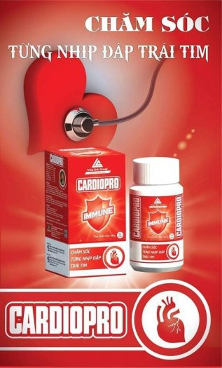 Cardiopro chăm sóc bảo vệ hệ tim mạch3