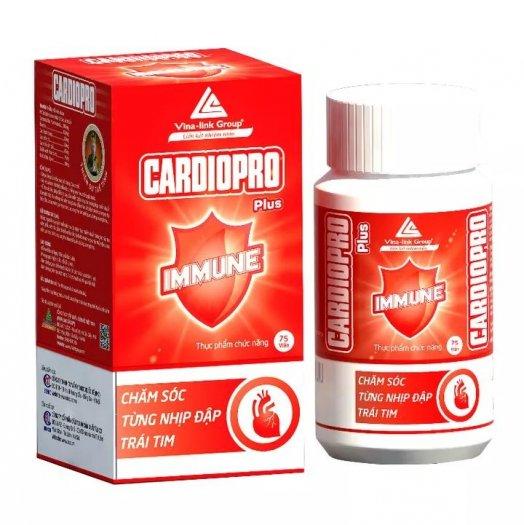 Cardiopro chăm sóc bảo vệ hệ tim mạch2