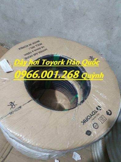 Phân phối dây hơi Toyork phi 8mm , cuộn dài 100m , dây hơi Hàn Quốc chịu áp lực cao4