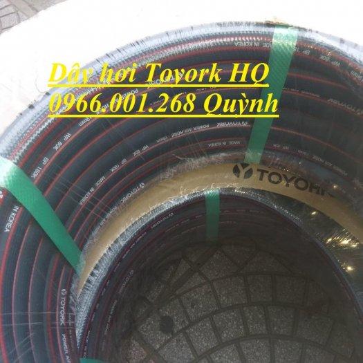 Phân phối dây hơi Toyork phi 8mm , cuộn dài 100m , dây hơi Hàn Quốc chịu áp lực cao1