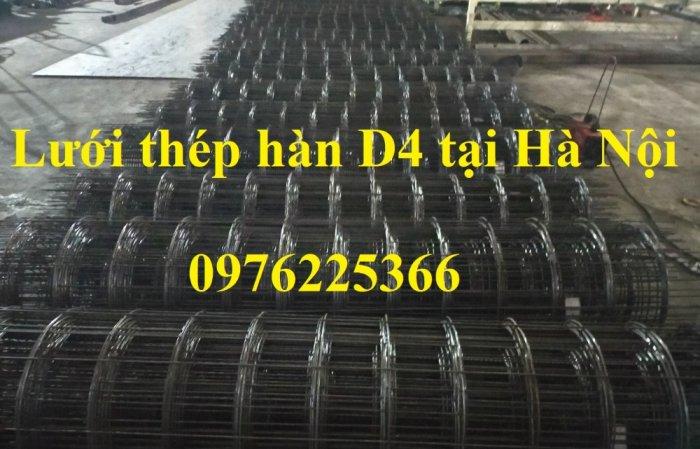 Lưới thép hàn phi 4 a 200x200, a 150x150, a 100x100 có sẵn dạng cuộn8