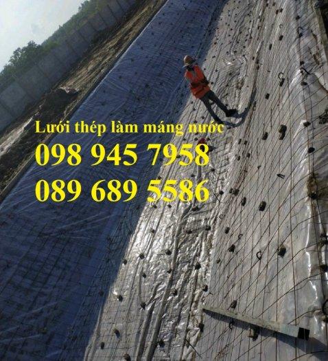 Sản xuất lưới thép hàn phi 6 200x200, Lưới hàn chập phi 8, Sắt D8 200x200, 250x2507