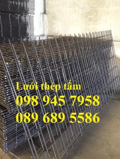 Sản xuất lưới thép hàn phi 6 200x200, Lưới hàn chập phi 8, Sắt D8 200x200, 250x2506