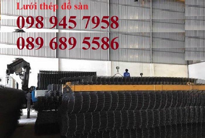 Sản xuất lưới thép hàn phi 6 200x200, Lưới hàn chập phi 8, Sắt D8 200x200, 250x2505