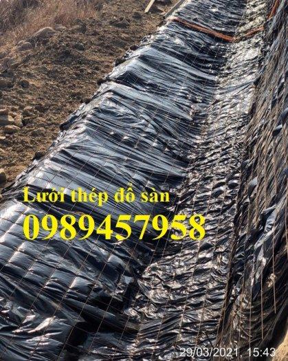 Sản xuất lưới thép hàn phi 6 200x200, Lưới hàn chập phi 8, Sắt D8 200x200, 250x2503