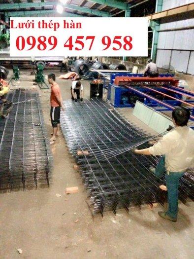 Sản xuất lưới thép hàn phi 6 200x200, Lưới hàn chập phi 8, Sắt D8 200x200, 250x2502