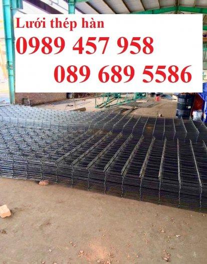 Sản xuất lưới thép hàn phi 6 200x200, Lưới hàn chập phi 8, Sắt D8 200x200, 250x2501